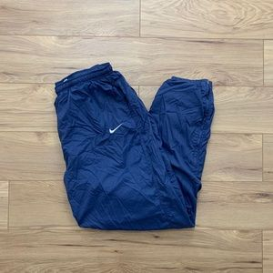 🔹Vintage Nike Polyester Jogger Sweatpants (Sz L)